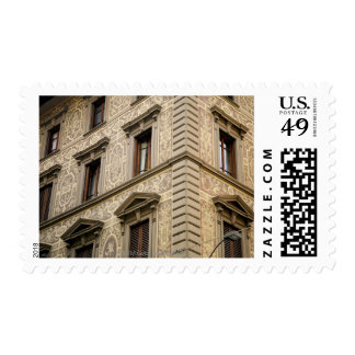 Palazzo del siglo XVI con el ade adornado del  de