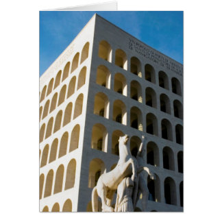 Palazzo della civilta' romana card