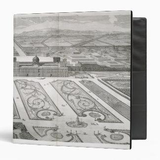 Palazzo di Caserta, from 'Dichiarazione dei Disegn 3 Ring Binder