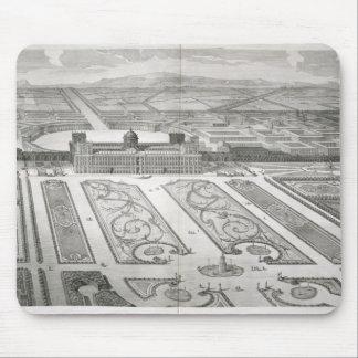 Palazzo di Caserta, from 'Dichiarazione dei Disegn Mouse Pad