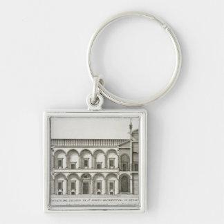 Palazzo di Santo Spirito, from 'Palazzi di Roma', Key Chains