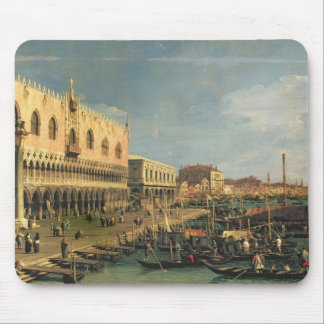 Palazzo Ducale and the Riva degli Schiavoni, Venic Mouse Pad