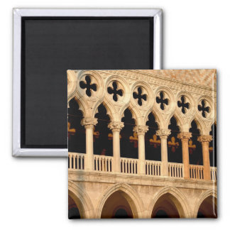 Palazzo Ducale 2 Inch Square Magnet