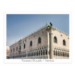 Palazzo Ducale Post Card