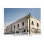 Palazzo Ducale Postcard