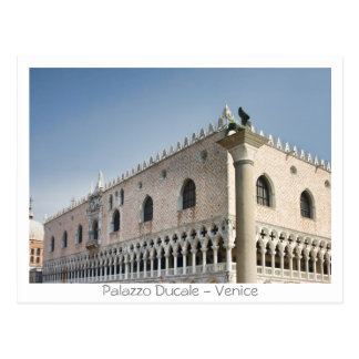 Palazzo Ducale Postal