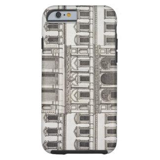 "Palazzo Farnese, de los ""di Roma de Palazzi"", Funda De iPhone 6 Tough"