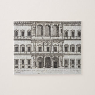 """Palazzo Farnese, de los """"di Roma de Palazzi"""", part Puzzle"""