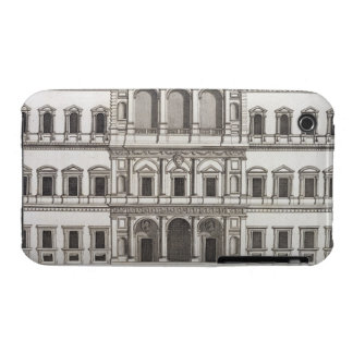Palazzo Farnese, from 'Palazzi di Roma', part I, p iPhone 3 Case-Mate Case