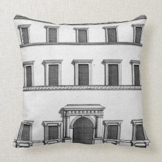 """Palazzo Millini, Roma, de los """"di Roma de Palazzi"""" Cojín"""