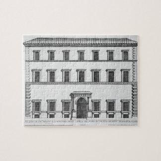 """Palazzo Millini, Roma, de los """"di Roma de Palazzi"""" Rompecabeza Con Fotos"""