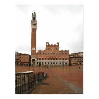 Palazzo Pubblico Postcard