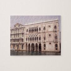Palazzo Sofia, Venice, Italy Jigsaw Puzzle
