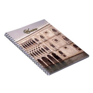 Palazzo Sofia - Venice, Italy Notebook