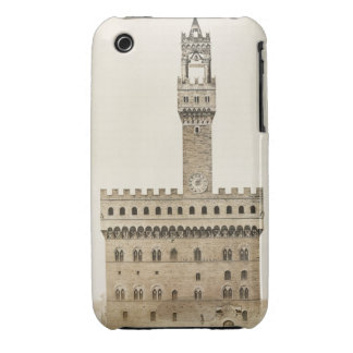 Palazzo Vecchio, or the Palazzo della Signoria, Fl Case-Mate iPhone 3 Case