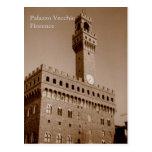 Palazzo Vecchio Postal