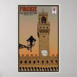 Palazzo Vecchio Tower Poster