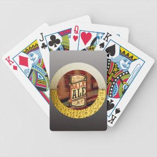 PALE ALE. CARD DECKS