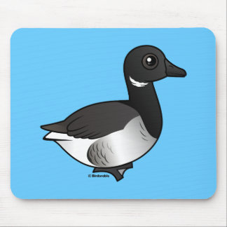 Pale-bellied Brant Goose Mouse Pad