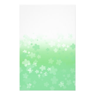 Pale Blossoms Stationery