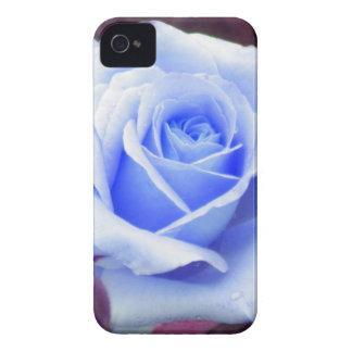 Pale Blue Rose Blackberry Bold case
