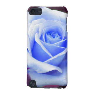 Pale Blue Rose iPod Touch case
