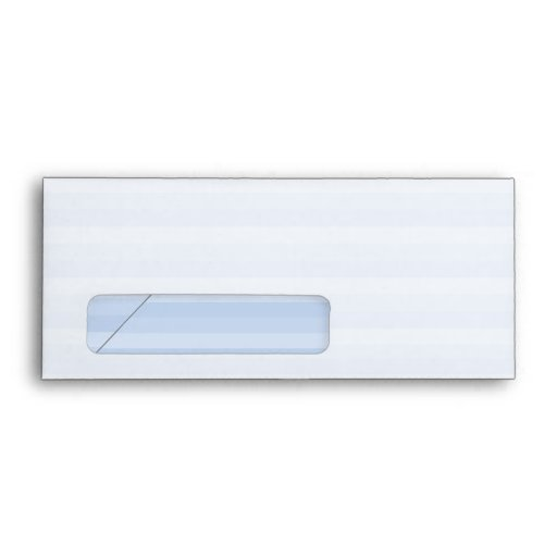 Pale Blue Stripes. Envelopes