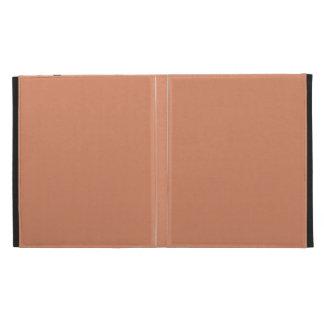 Pale Copper iPad Case