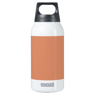 Pale Copper 10 Oz Insulated SIGG Thermos Water Bottle