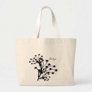 Pale Dawn Canvas Bag