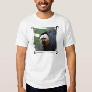 Pale Faced Saki Monkey T Shirt