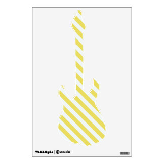 gold stripes wall decals wall stickers zazzle