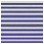 [ Thumbnail: Pale Goldenrod & Blue Pattern Fabric ]