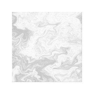 Pale Gray Random Pattern. Canvas Print