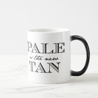 Pale is the New Tan Magic Mug