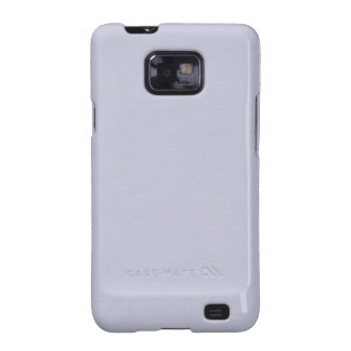 Pale Lavender Galaxy SII Case