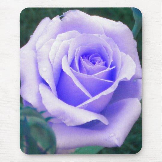 Pale Lavender Rose Mouse pad