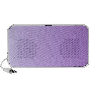 Pale Lavender to Lavender Vertical Gradient Travel Speaker