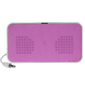 Pale Magenta Mini Speaker