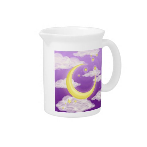 Pale Moon Pitcher