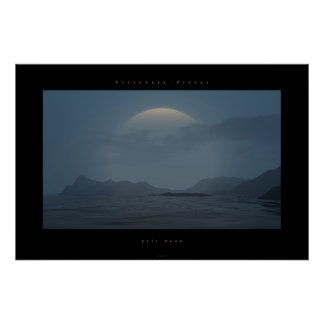 pale moon poster