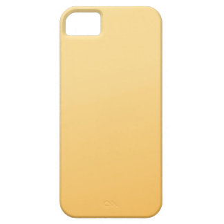 Pale Orange iPhone SE/5/5s Case