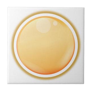 Pale Orange Tile