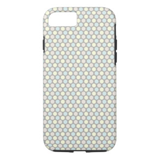 Pale Pastel Polka Dots iPhone 8/7 Case