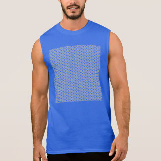 Pale Pastel Polka Dots Sleeveless T-shirts