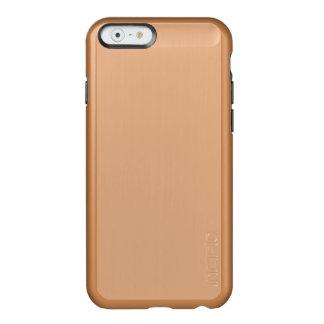 Pale Peach Angelskin Coral Pastel in Summer Gazebo Incipio Feather® Shine iPhone 6 Case