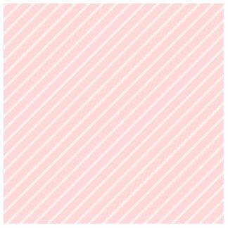 Pale Peach Pink Diagonal Stripes. Acrylic Cut Outs