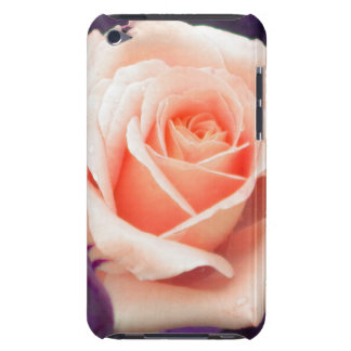 Pale Peach Rose iPod Touch Case