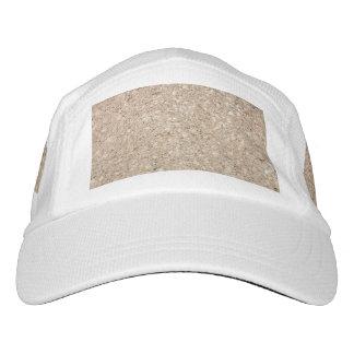 Pale Peachy Beige Cement Sidewalk Headsweats Hat
