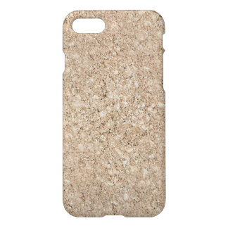 Pale Peachy Beige Cement Sidewalk iPhone 8/7 Case